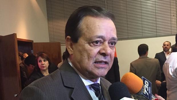 Jovair Arantes diz que brasileiros querem que Temer conclua o mandato e faça reformas