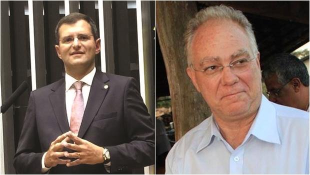 Prefeito de Rio Verde pode apoiar Marcos Abrão para deputado federal. Se ele apoiar Caiado