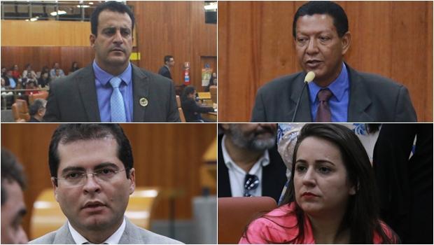 Apenas quatro vereadores participam de assinatura de acordo entre prefeitura e Codese