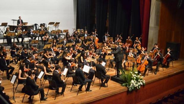 Orquestra Sinfônica de Goiânia apresenta concerto de Natal no Parque Vaca Brava