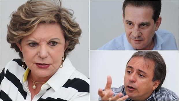 PSB de Lúcia Vânia sempre foi adversário de Marconi Perillo em Goiás