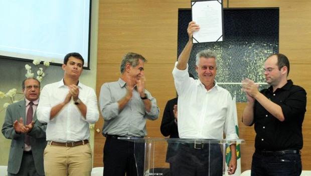 Governo regulariza área e dá segurança a empresas do Guará II