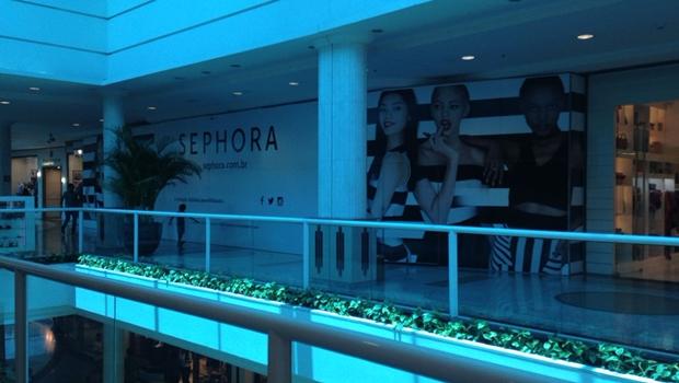 Confira data de abertura da primeira loja da Sephora em Goiânia