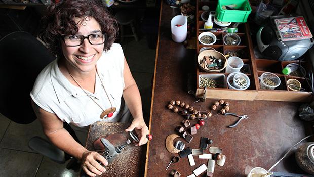 Sebrae Goiás participa da Tecnoshow Comigo, capacita produtores rurais e dá destaque ao ramo do artesanato