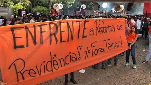 Reformas afetam a (pouca) popularidade de Michel Temer
