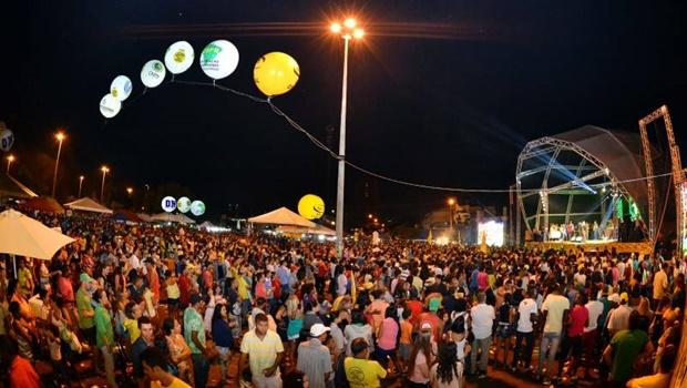 Festa do Trabalhador deve reunir mais de 30 mil pessoas em Goiânia neste domingo