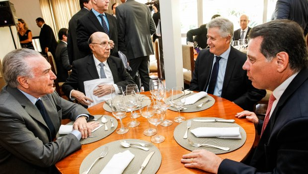 Marconi diz que reformas vão tirar de vez Brasil da estagnação