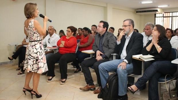 Em Águas Lindas, Seduce e Ministério Público debatem OS na Educação