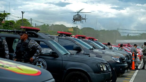 PM-GO recupera 87 veículos em quatro dias