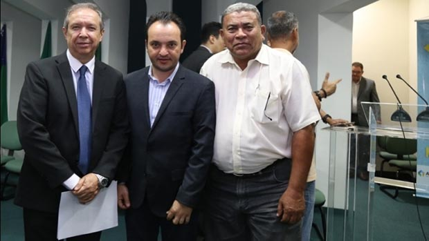 Prefeitura de Valparaíso participa da apresentação do Cartão Reforma