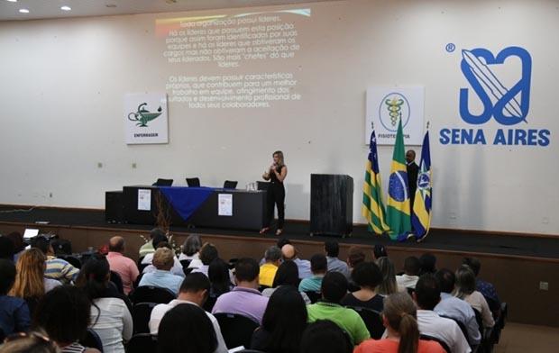 Servidores municipais de Valparaiso participam de Workshop sobre Liderança de Alta Performance