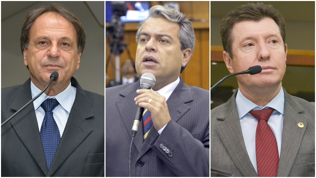 Peemedebistas não apoiam Caiado para o governo e apresentam alternativas a Daniel e Maguito