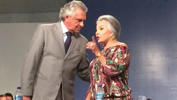 Petista diz que Iris Rezende precisa fazer uma opção: eleger Íris Araújo ou Ronaldo Caiado