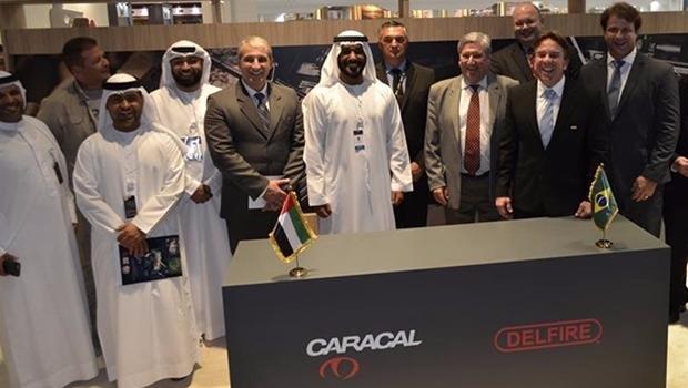 Caracal vai investir 100 mil em fábrica de armas em Goiás; depois, mais 400 milhões