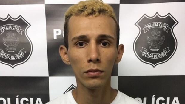 Em Caldas Novas, investigado com mais de 40 passagens é preso pela polícia