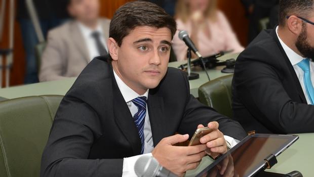 """Para Diego Sorgatto, Lissauer deve vencer com mais de 28 votos porque é """"diplomacia pura"""""""