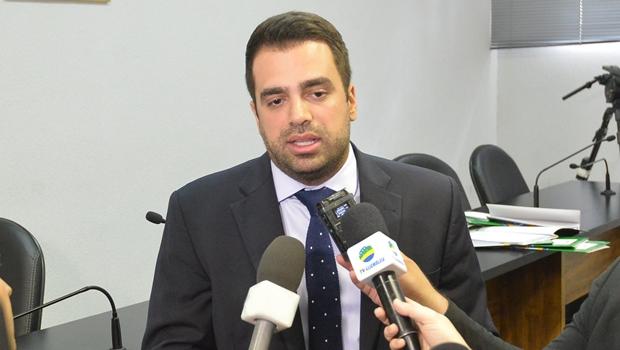 Gustavo Sebba lança sua campanha a deputado estadual nesta sexta-feira. Em Catalão