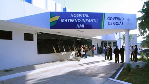 Bebê é internada no Hospital Materno Infantil com suspeita de H1N1