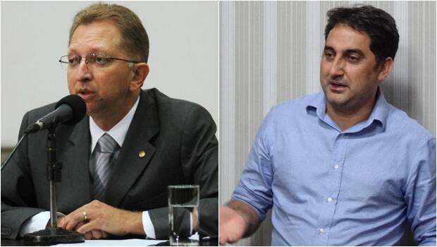 Gilvan Máximo na suplência de Marconi leva PRB para campanha de José Eliton