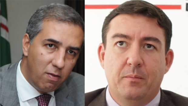 José Eliton consulta com frequência José Vitti, o presidente da AL e vice-governador