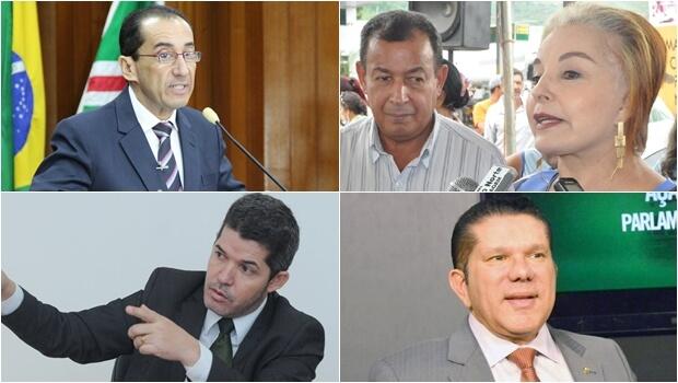 Candidatos altamente competitivos em Goiânia tendem a impedir que se tenha um grande campeão de votos
