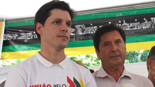 Maguito tenta explicar votação de Daniel, mas dá resposta enrolada