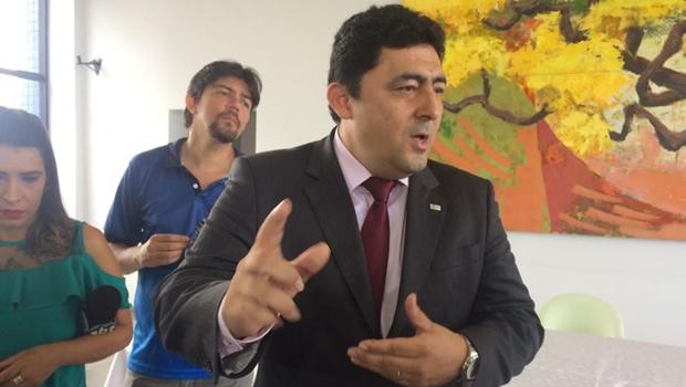 Secretário se nega a dizer quem deu ordem para Guarda retirar manifestantes