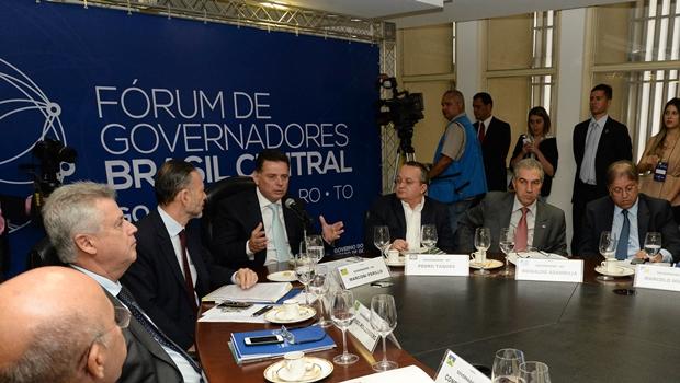 Governadores do Centro-Oeste cacifam Marconi Perillo para disputa política nacional