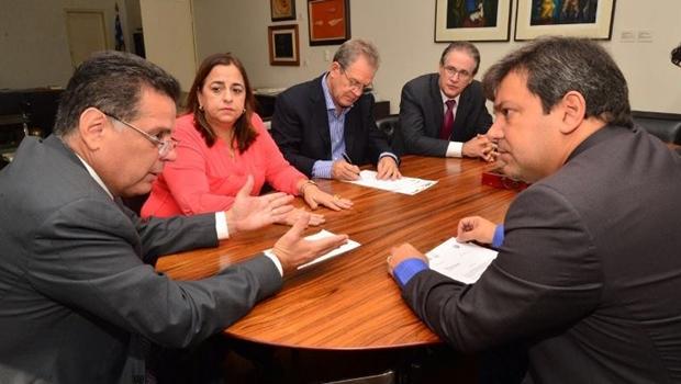 Vinícius Luz garante parcerias com o Estado para a área de segurança pública