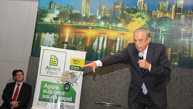 Secretários mostram desânimo com o prefeito Iris Rezende