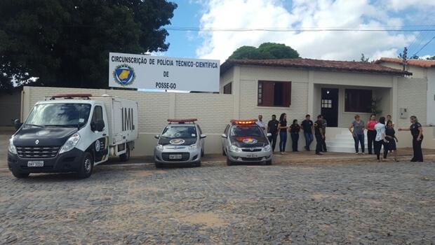 IML e Instituto de Criminalística de Posse iniciam atendimento na segunda-feira (8)