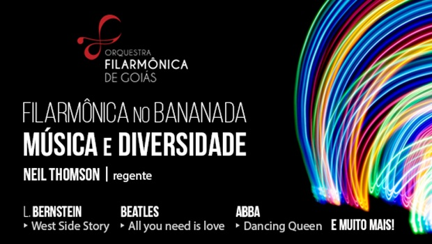 Filarmônica de Goiás participa pela primeira vez do Bananada nesta quinta