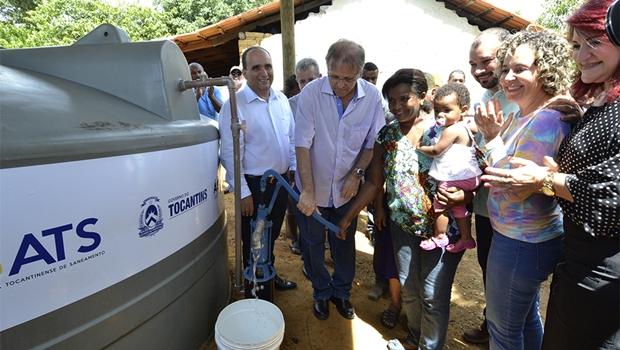 Governo investirá mais de R$ 40 milhões no saneamento básico do Tocantins