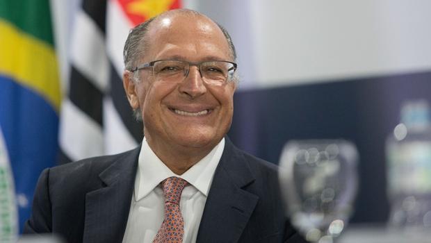 PSDB oficializa pré-candidatura de Geraldo Alckmin à Presidência da República