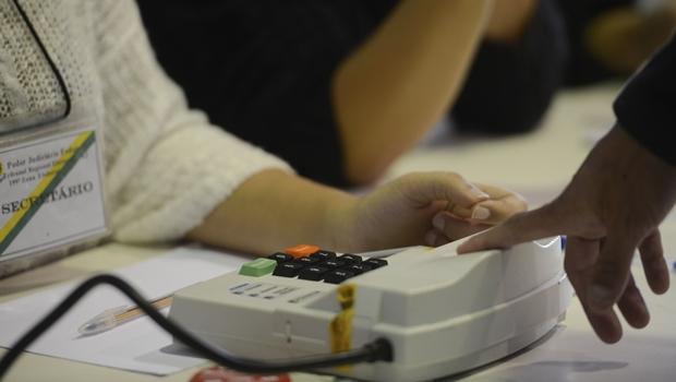 TRE realiza última etapa do cadastramento biométrico