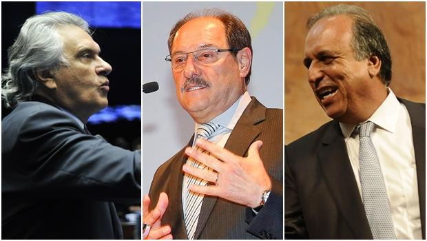 Ronaldo Caiado critica governadores do PMDB mas quer o apoio do partido em Goiás