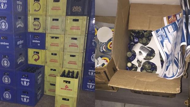 Polícia desarticula laboratório clandestino de cerveja em Goiânia