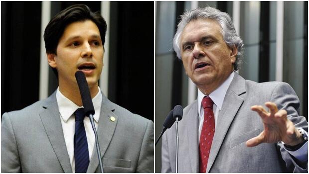 Guerra entre Ronaldo Caiado e Daniel Vilela não tem mais volta
