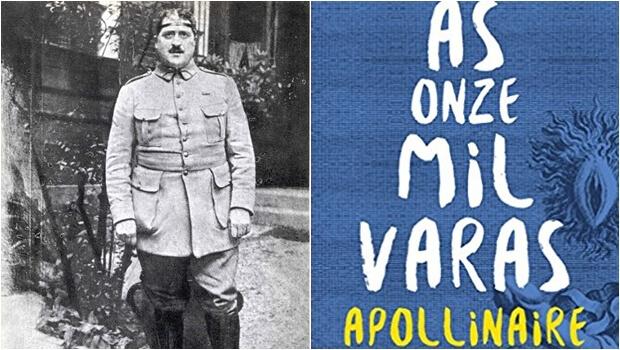 Guillaume Apollinaire, o prazer e a perversão