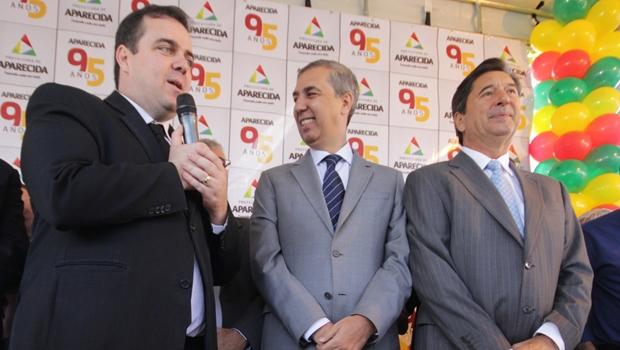Gustavo Mendanha destaca investimentos de Marconi em Aparecida de Goiânia