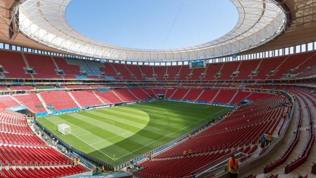 Grupo que construiu estádio Mané Garrincha entra com recuperação judicial