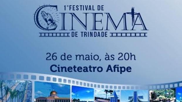 Primeiro Festival de Cinema de Trindade começa na próxima sexta-feira