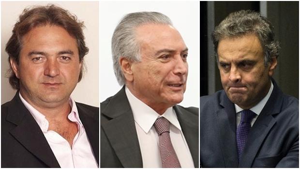 Suposta corrupção de Aécio Neves e Michel Temer é frango de granja perto das negociatas da JBS
