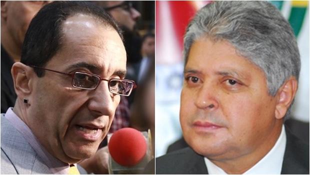 Cidinho quer aliar-se com Kajuru, mas o vereador rejeita candidato-mochila