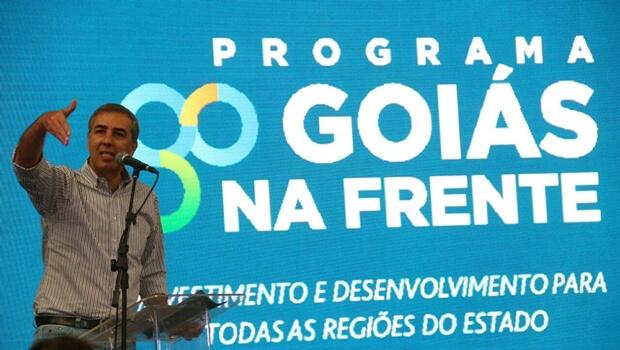 Goiás na Frente já investiu mais de meio milhão de reais em mais de 90% dos municípios do Estado