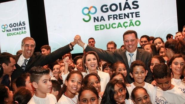 Programa Goiás na Frente pacificou a base aliada