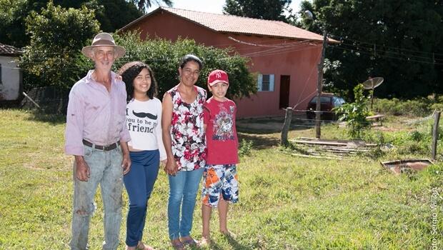 Governo entrega 104 moradias populares na zona rural