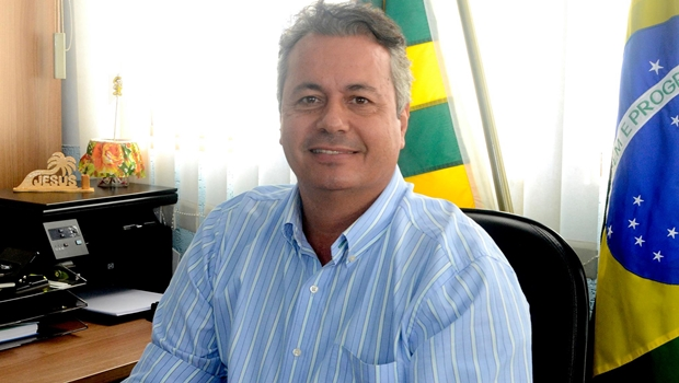 Ministro Barroso determina posse de Naçoitan, prefeito eleito de Iporá