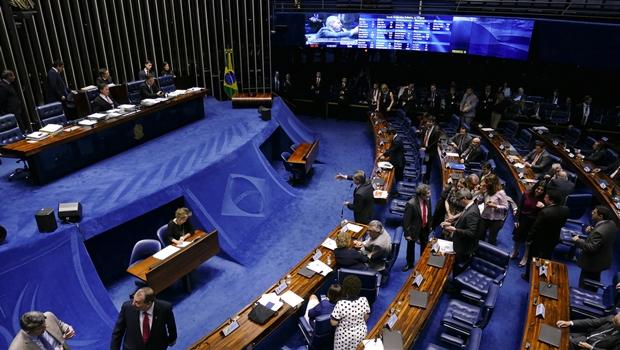 Senado aprova renegociação de dívidas de estados