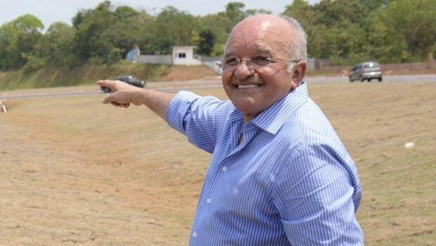 Ex-governador do Amazonas é novamente preso pela PF em Manaus